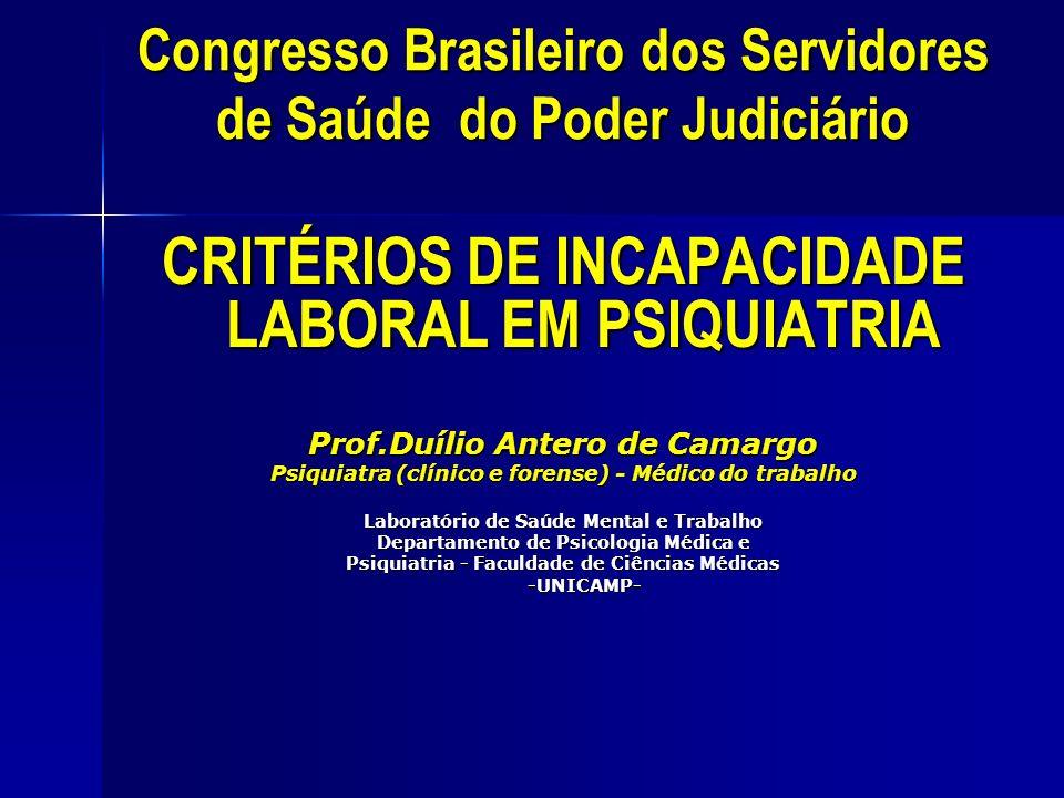 Congresso Brasileiro dos Servidores de Saúde do Poder Judiciário