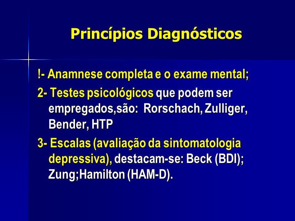 Princípios Diagnósticos