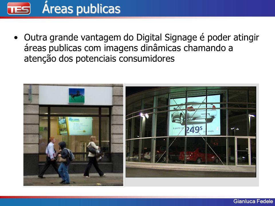 Áreas publicas
