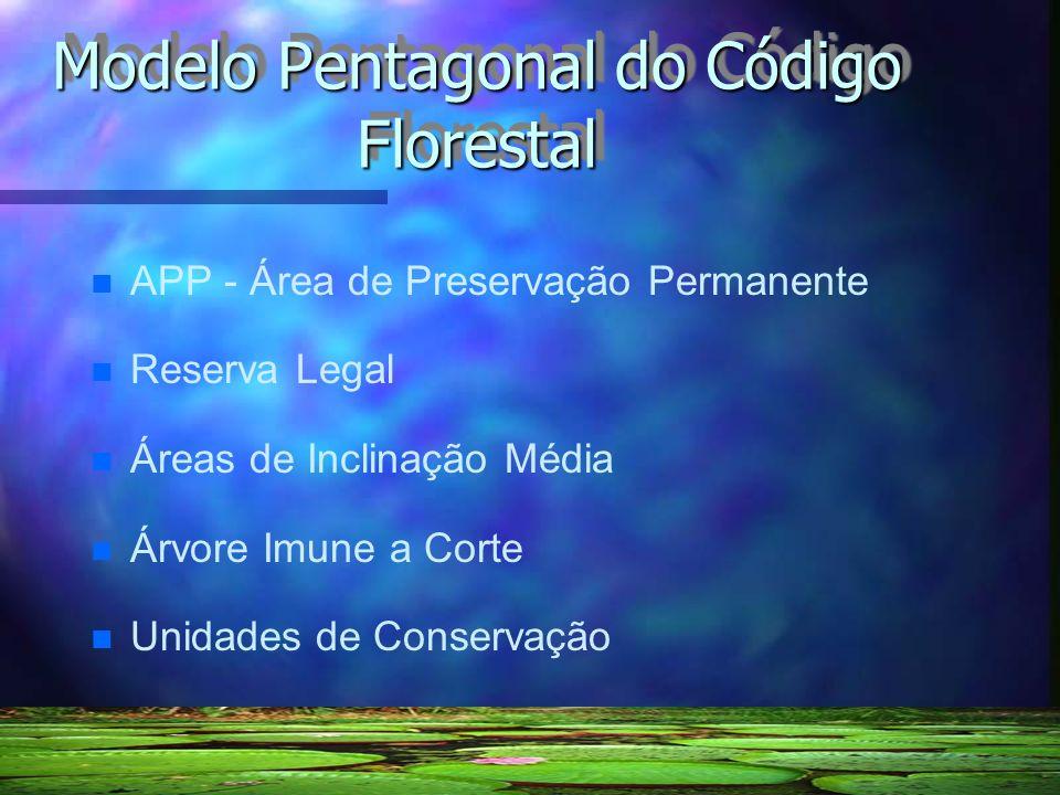 Modelo Pentagonal do Código Florestal