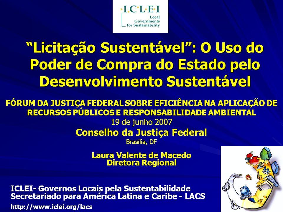 Conselho da Justiça Federal Laura Valente de Macedo