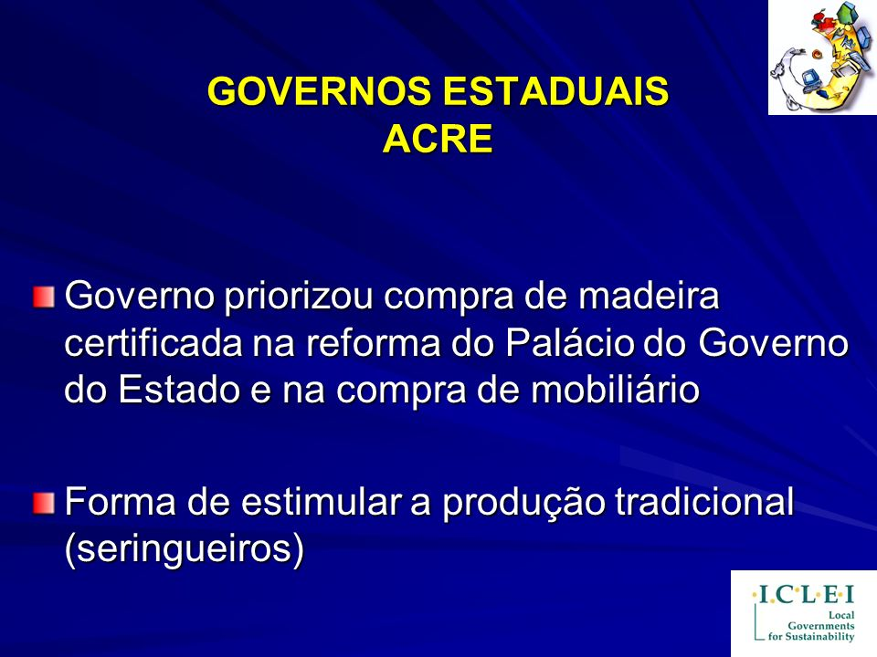 GOVERNOS ESTADUAIS ACRE