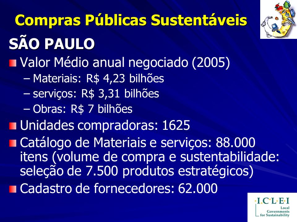Compras Públicas Sustentáveis