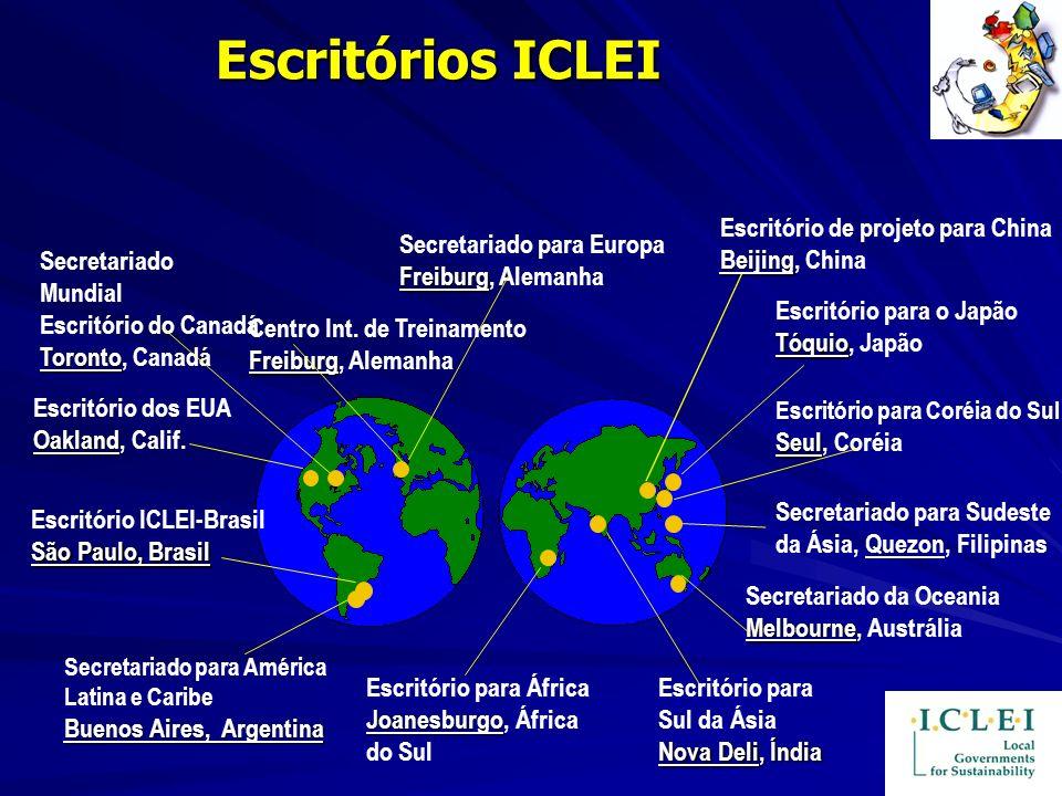 Escritórios ICLEI Escritório de projeto para China Beijing, China