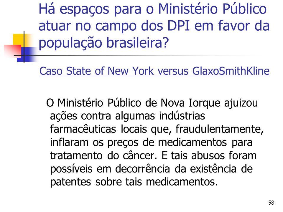 Há espaços para o Ministério Público atuar no campo dos DPI em favor da população brasileira