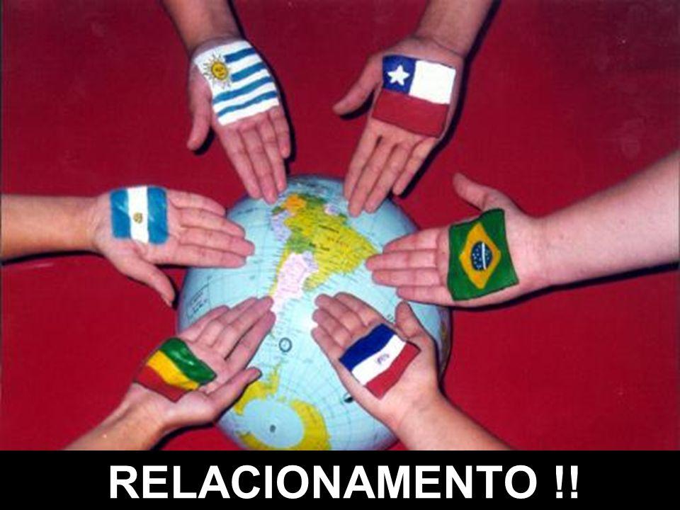 RELACIONAMENTO !! CAPACITAÇÃO GLOBALIZAR-SE NETWORK