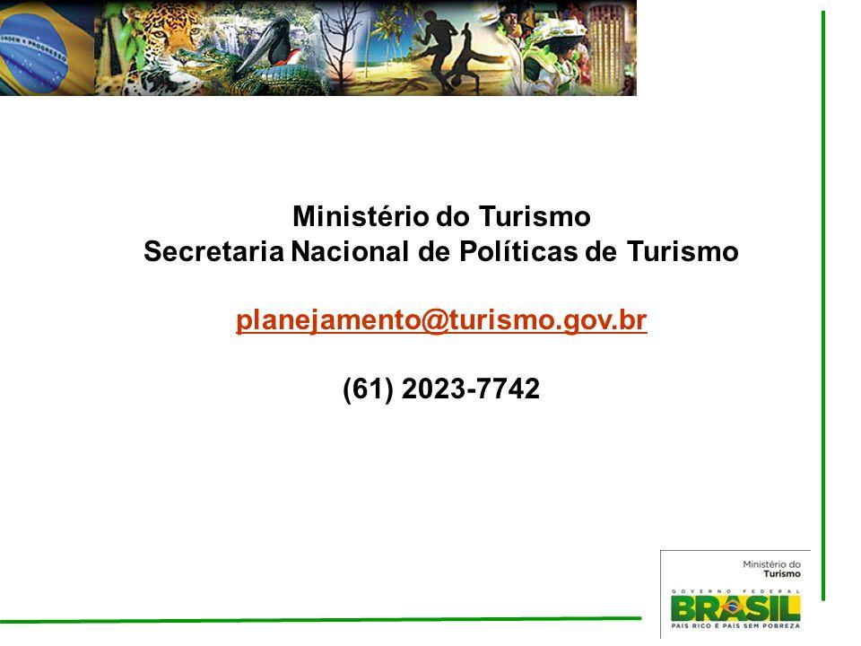 Secretaria Nacional de Políticas de Turismo