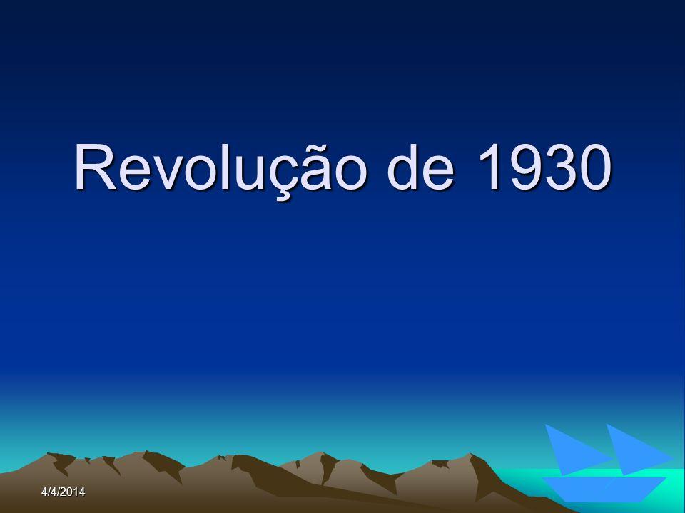 Revolução de 1930 Clique para adicionar texto 3/26/2017