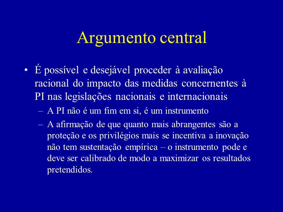 Argumento central