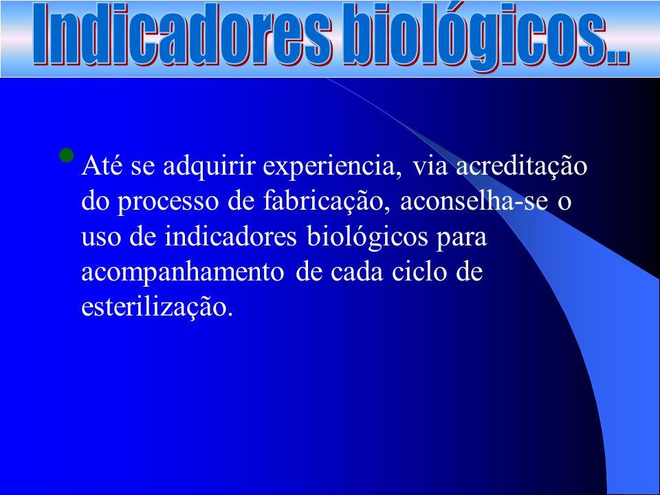Indicadores biológicos..