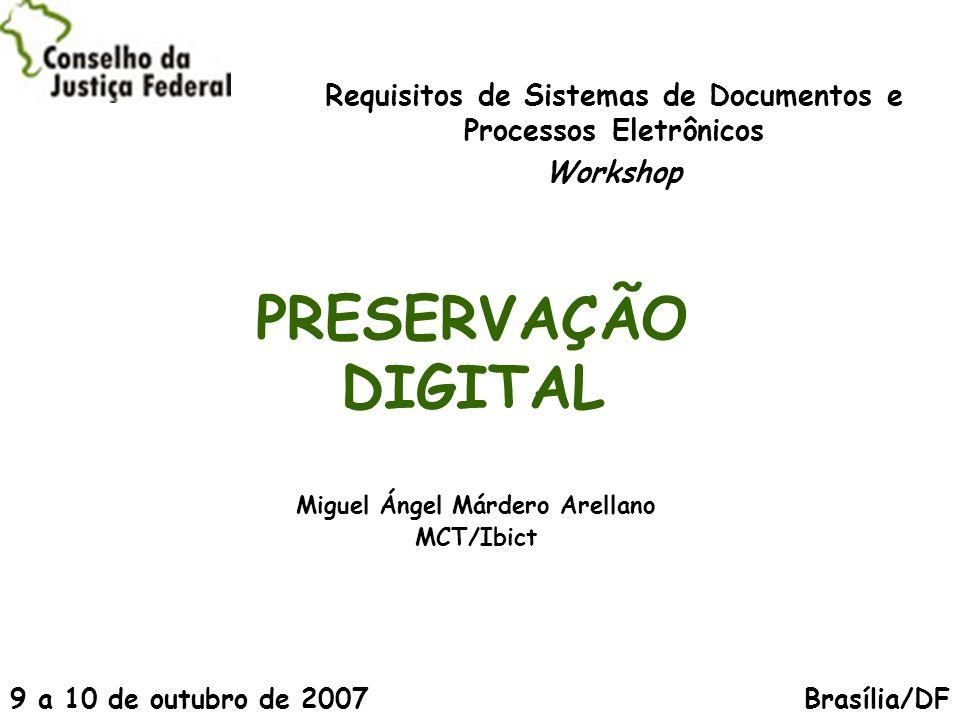 Miguel Ángel Márdero Arellano MCT/Ibict