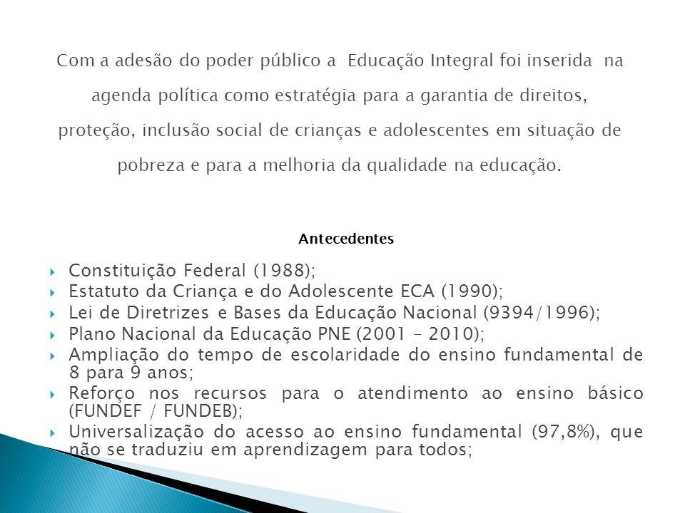 Constituição Federal (1988);