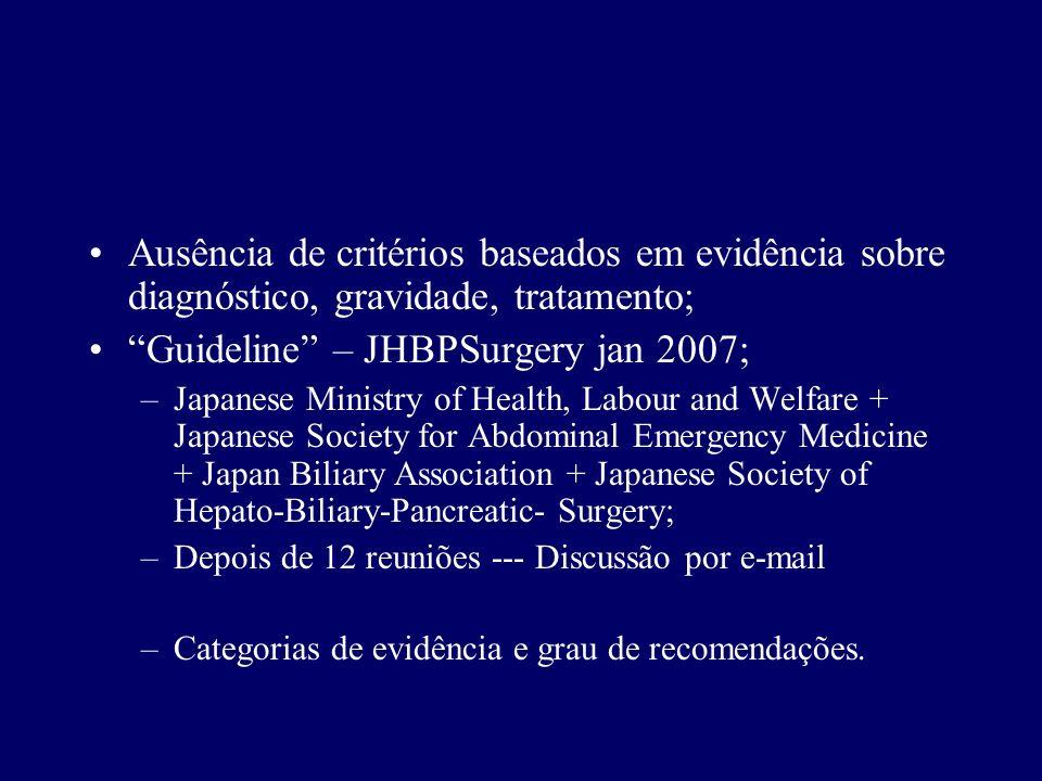 Guideline – JHBPSurgery jan 2007;
