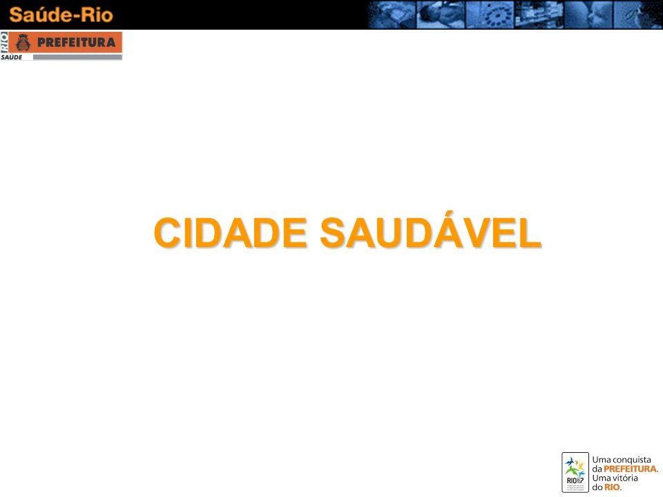 CIDADE SAUDÁVEL