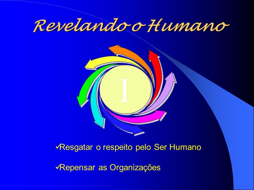 I Revelando o Humano Resgatar o respeito pelo Ser Humano