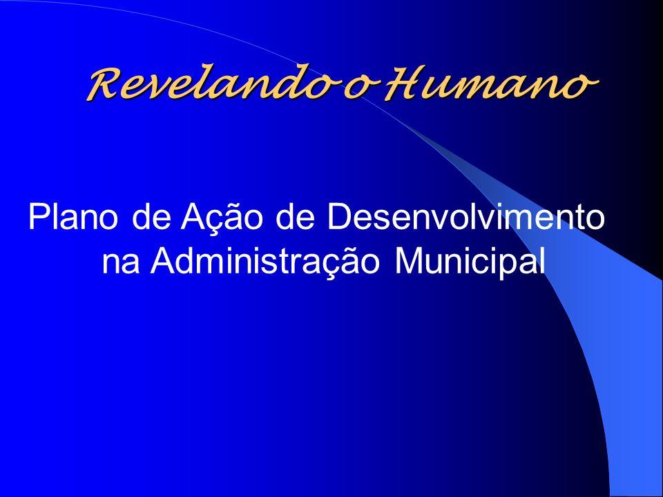 Revelando o Humano Plano de Ação de Desenvolvimento