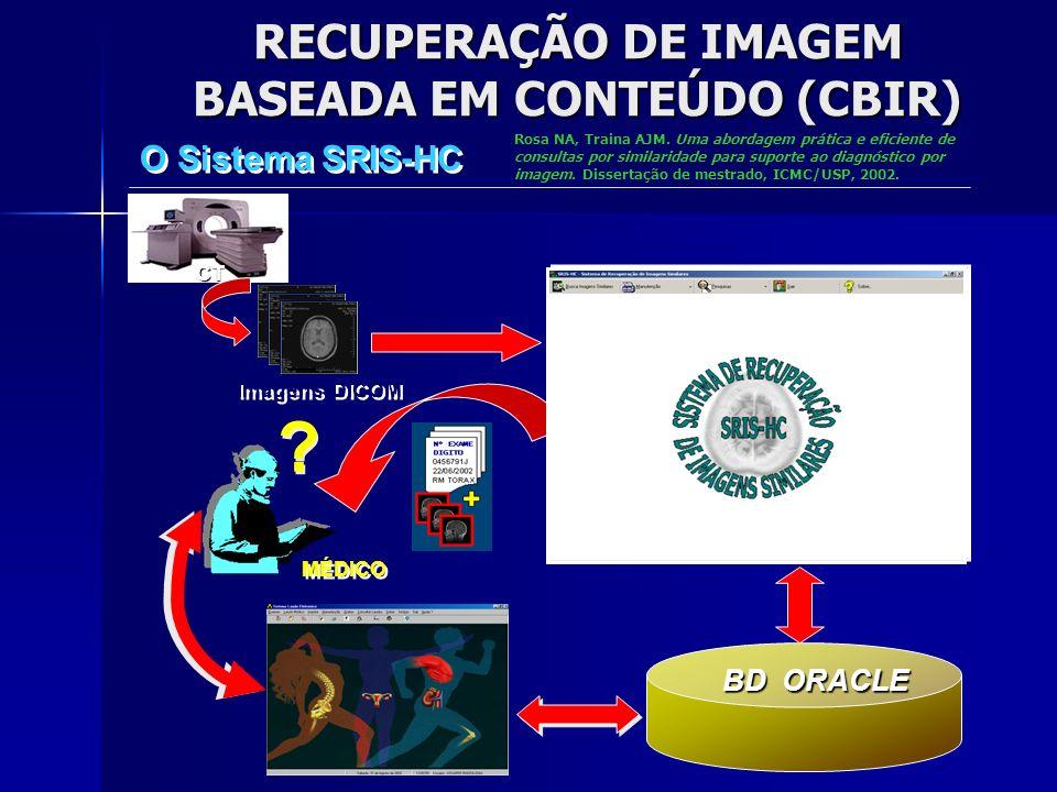 RECUPERAÇÃO DE IMAGEM BASEADA EM CONTEÚDO (CBIR)