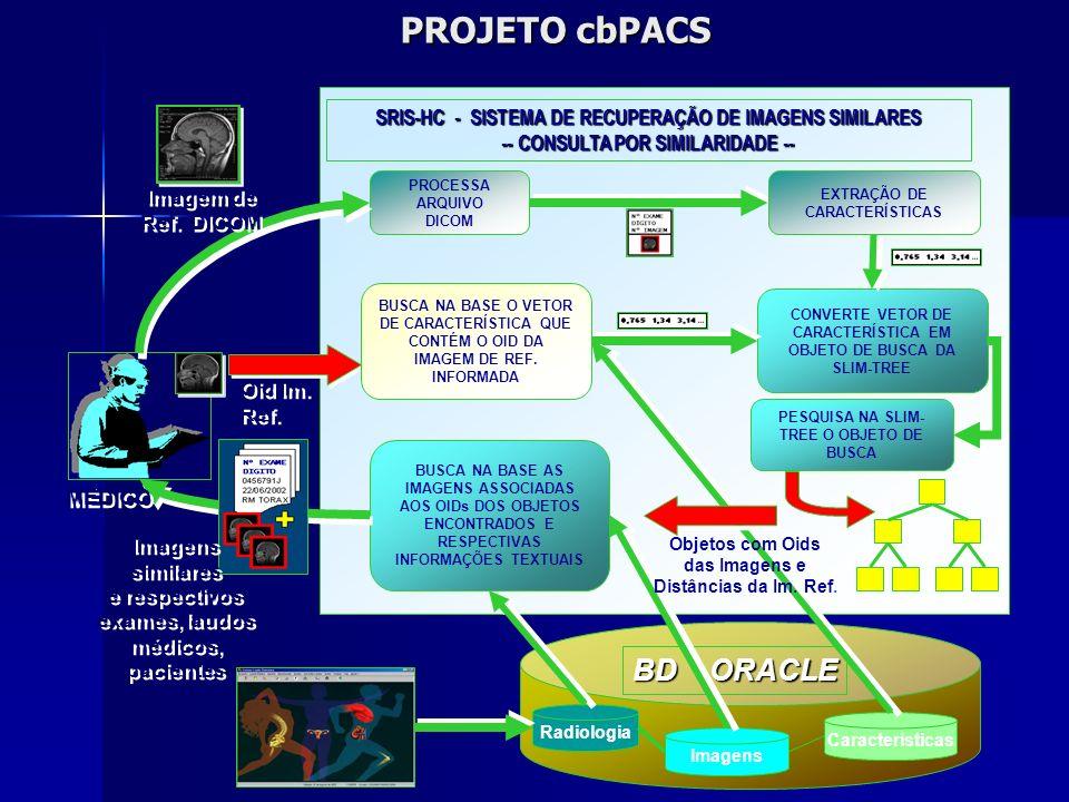 PROJETO cbPACS BD ORACLE