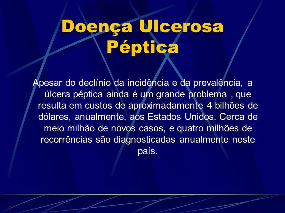 Doença Ulcerosa Péptica