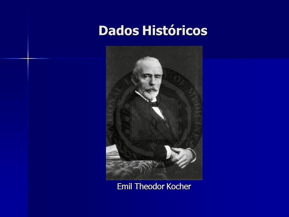 Dados Históricos Emil Theodor Kocher