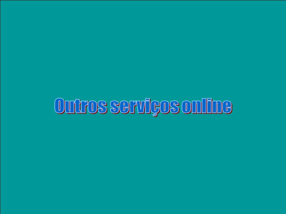Outros serviços online