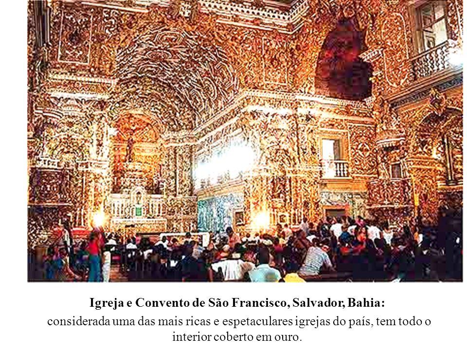 Igreja e Convento de São Francisco, Salvador, Bahia: