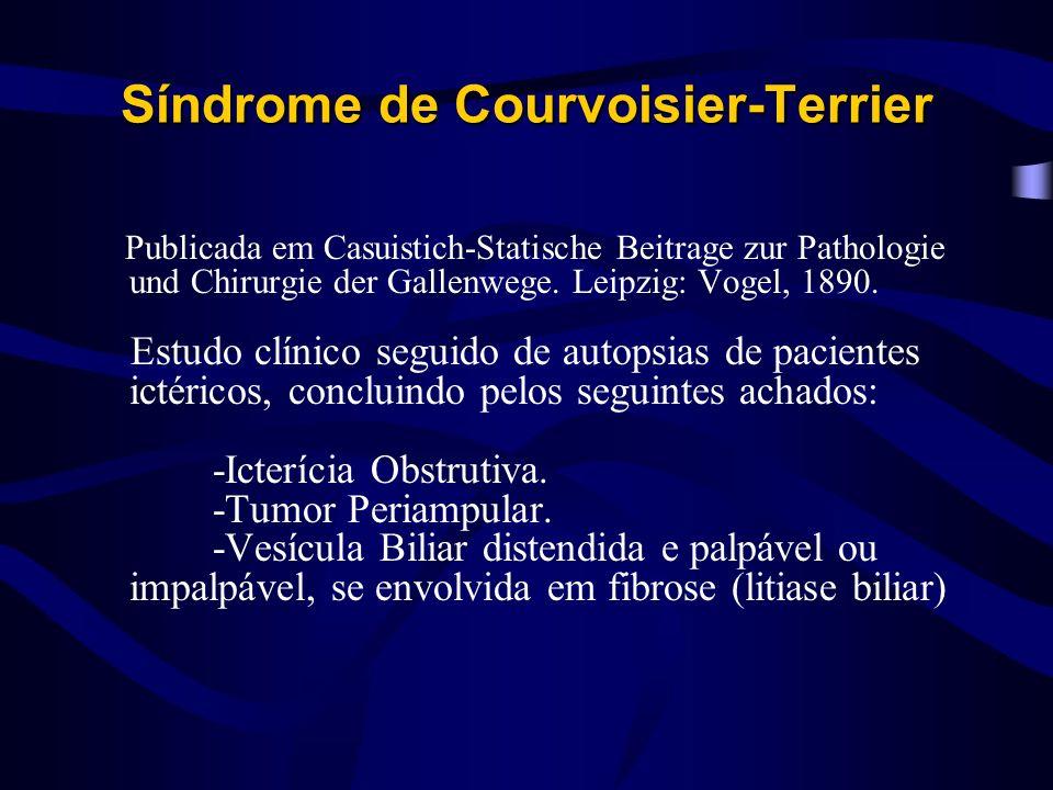 Síndrome de Courvoisier-Terrier