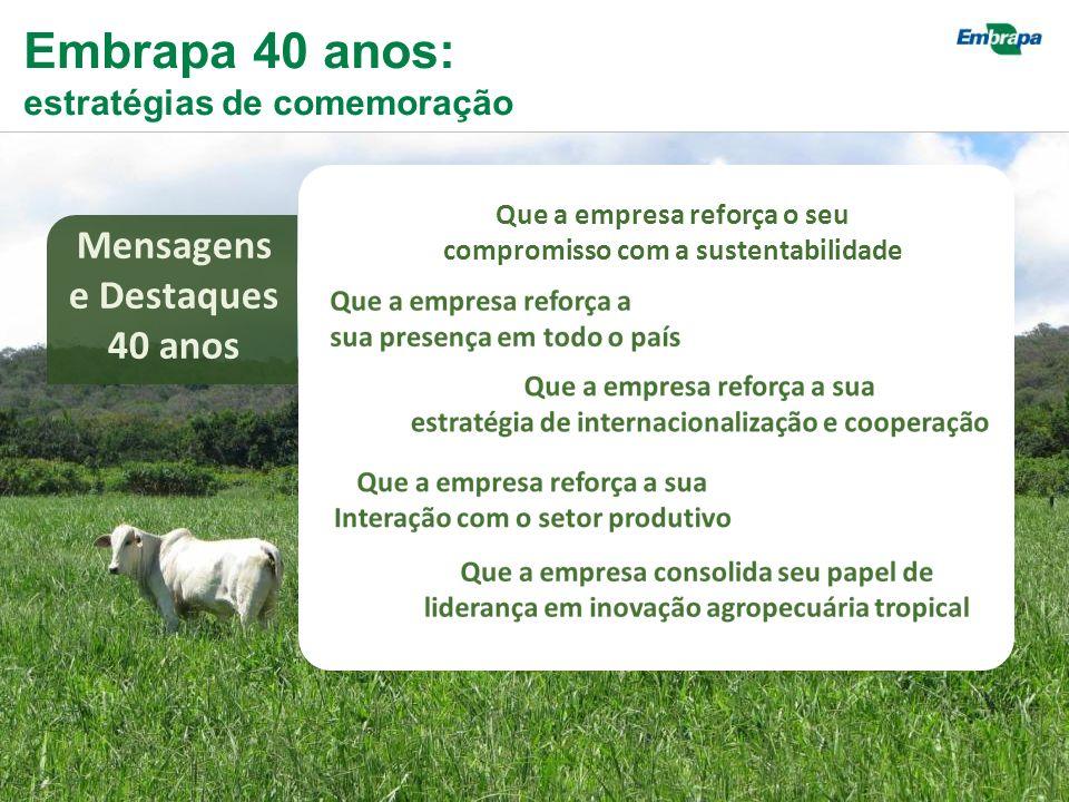 Que a empresa reforça o seu compromisso com a sustentabilidade