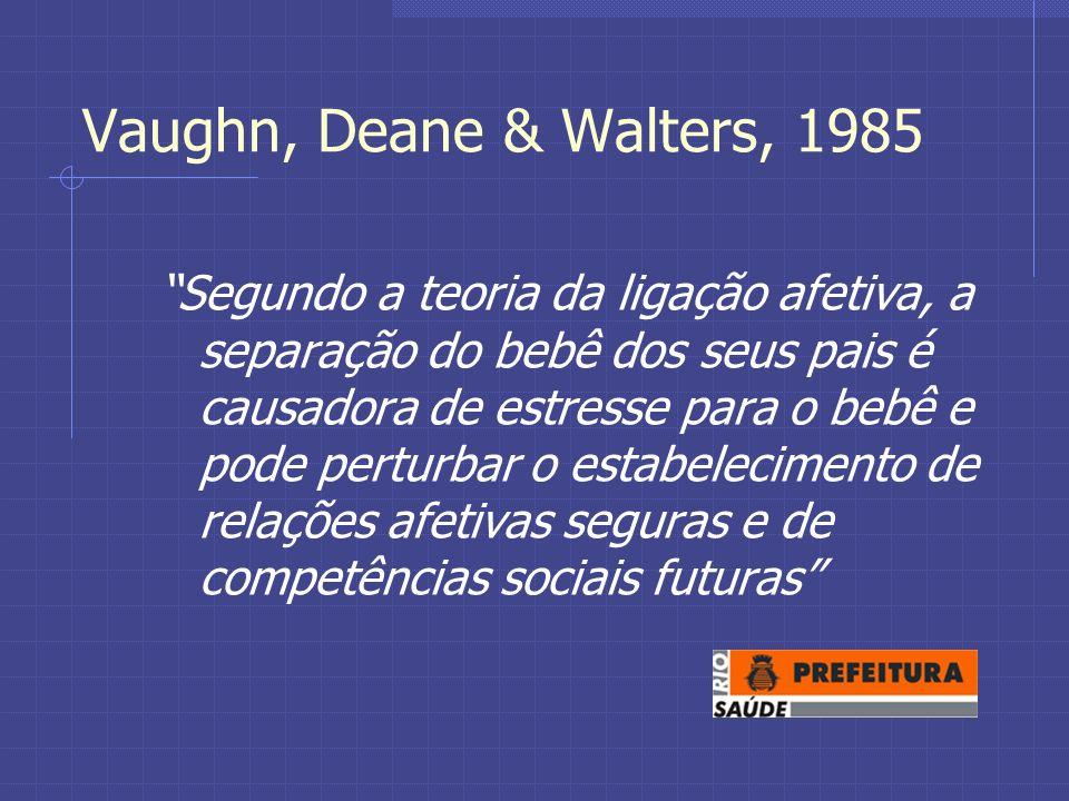 Vaughn, Deane & Walters, 1985
