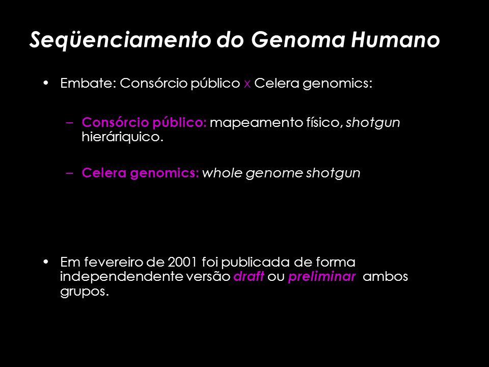 Seqüenciamento do Genoma Humano