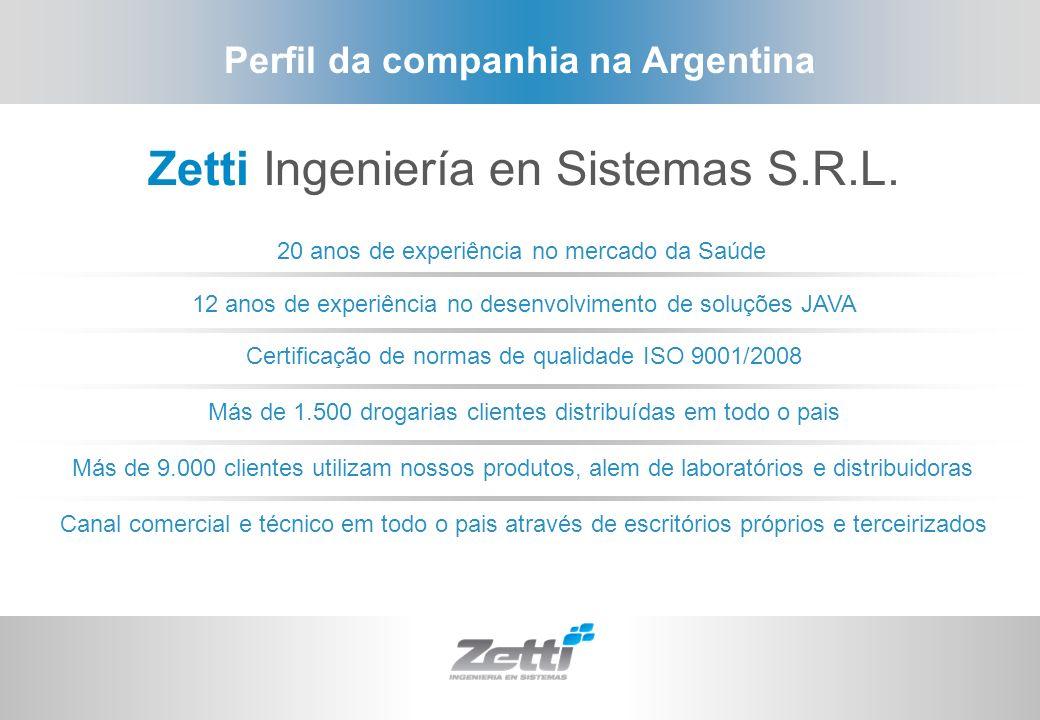 Perfil da companhia na Argentina