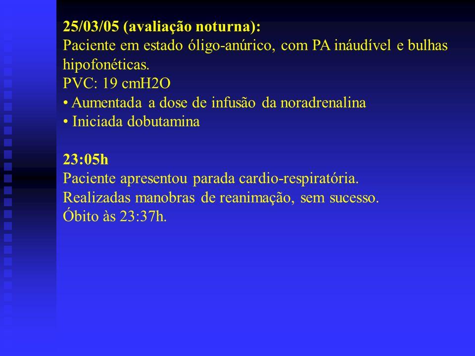 25/03/05 (avaliação noturna):