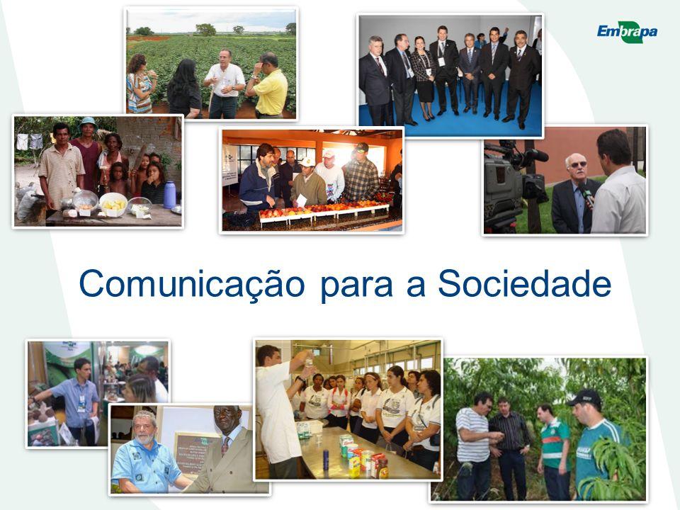 Comunicação para a Sociedade
