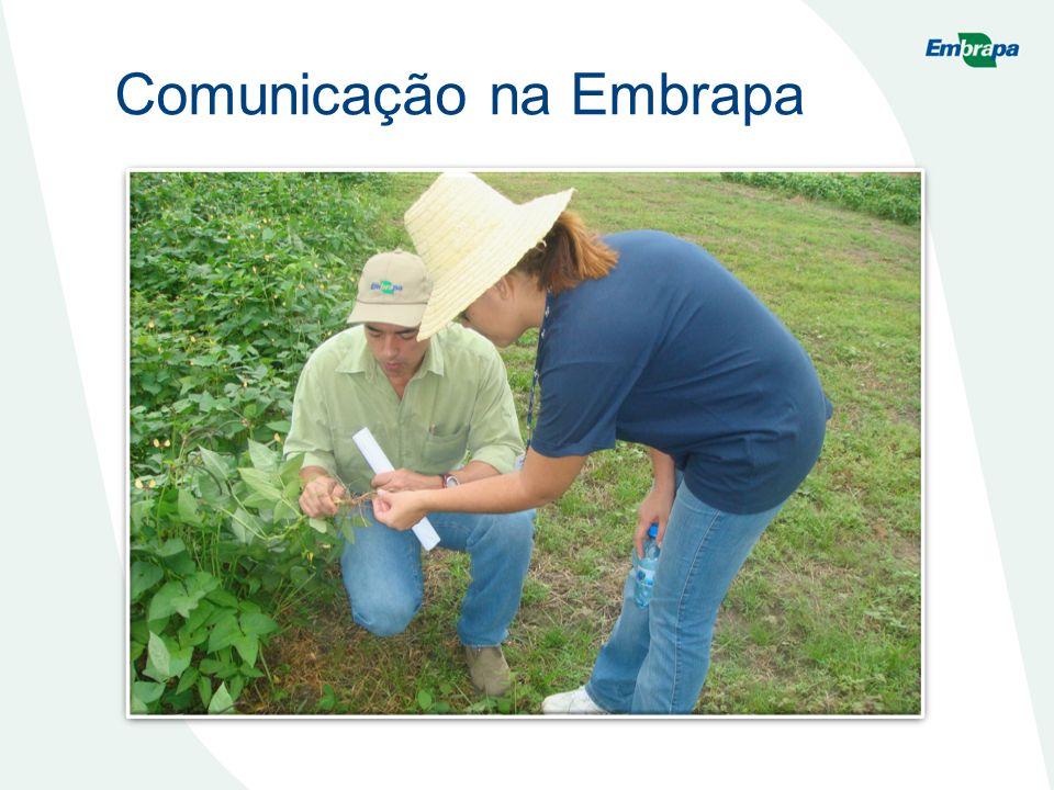 Comunicação na Embrapa