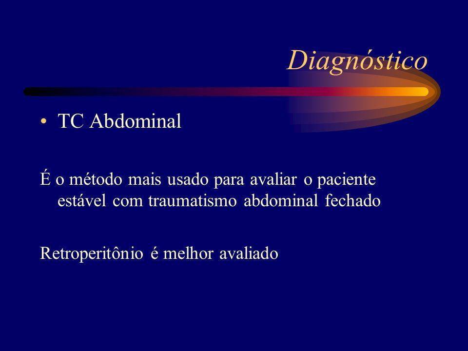 Diagnóstico TC Abdominal