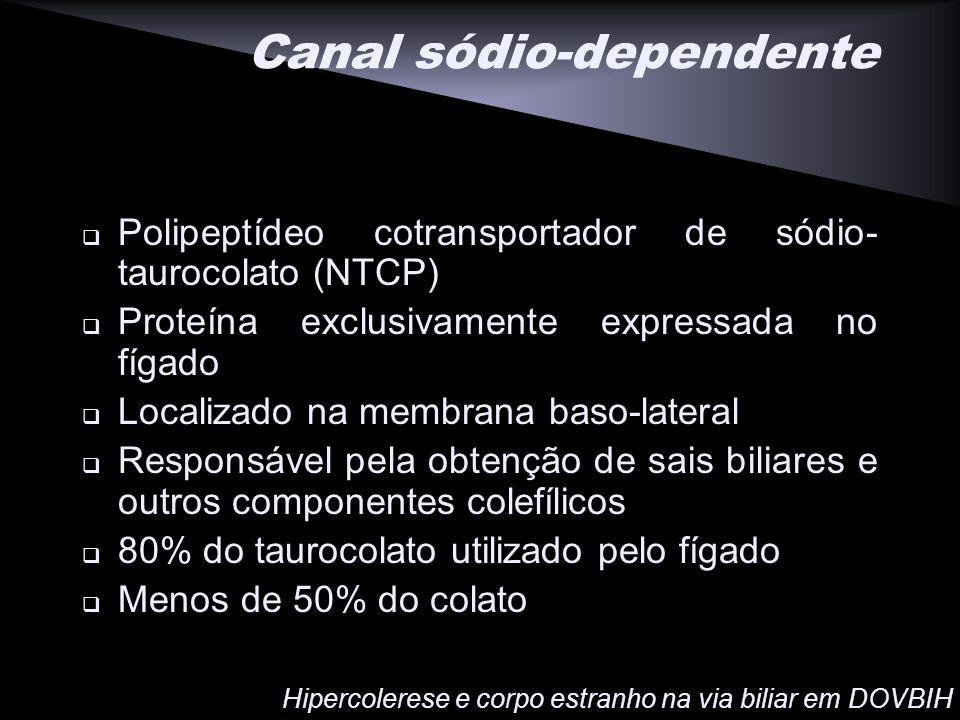 Canal sódio-dependente