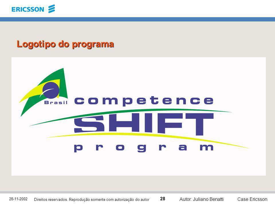 Logotipo do programa