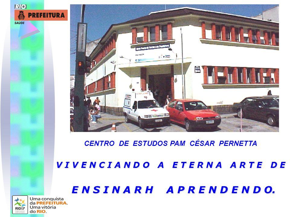 CENTRO DE ESTUDOS PAM CÉSAR PERNETTA
