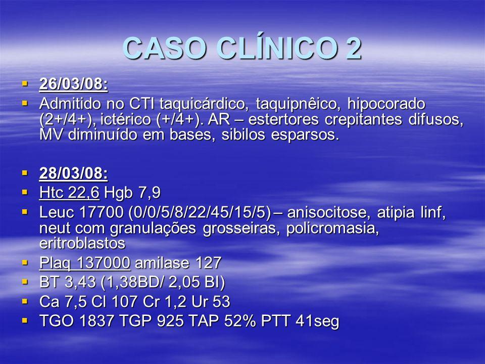 CASO CLÍNICO 2 26/03/08:
