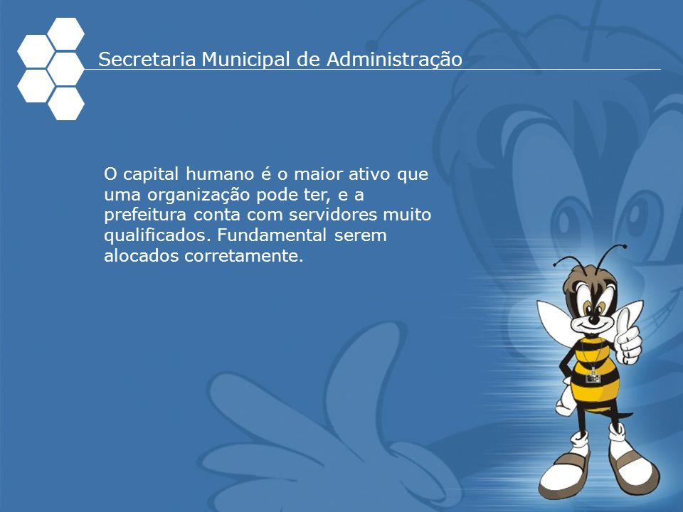 Secretaria Municipal de Administração