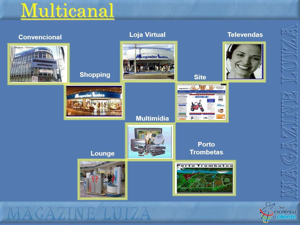 Multicanal Loja Virtual Televendas Convencional Shopping Site