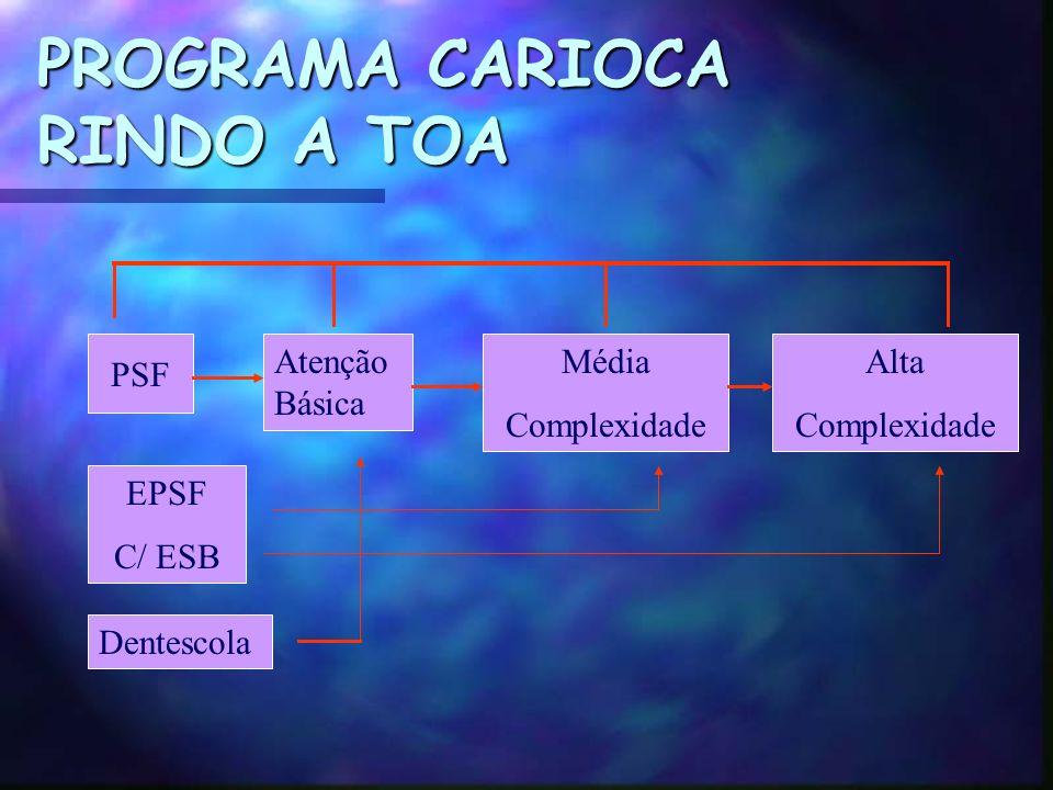PROGRAMA CARIOCA RINDO A TOA