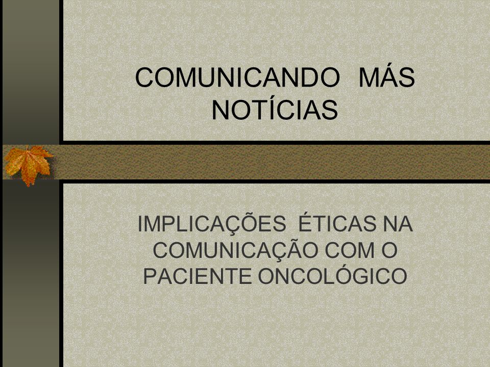 COMUNICANDO MÁS NOTÍCIAS