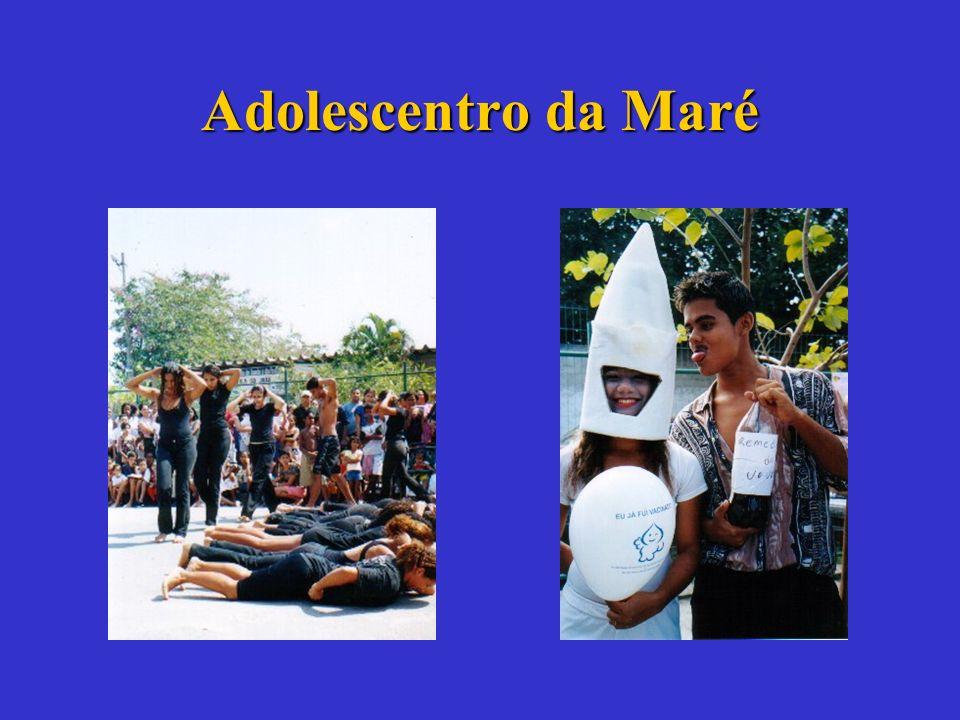 Adolescentro da Maré