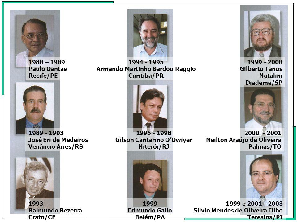 Armando Martinho Bardou Raggio Gilson Cantarino O'Dwiyer