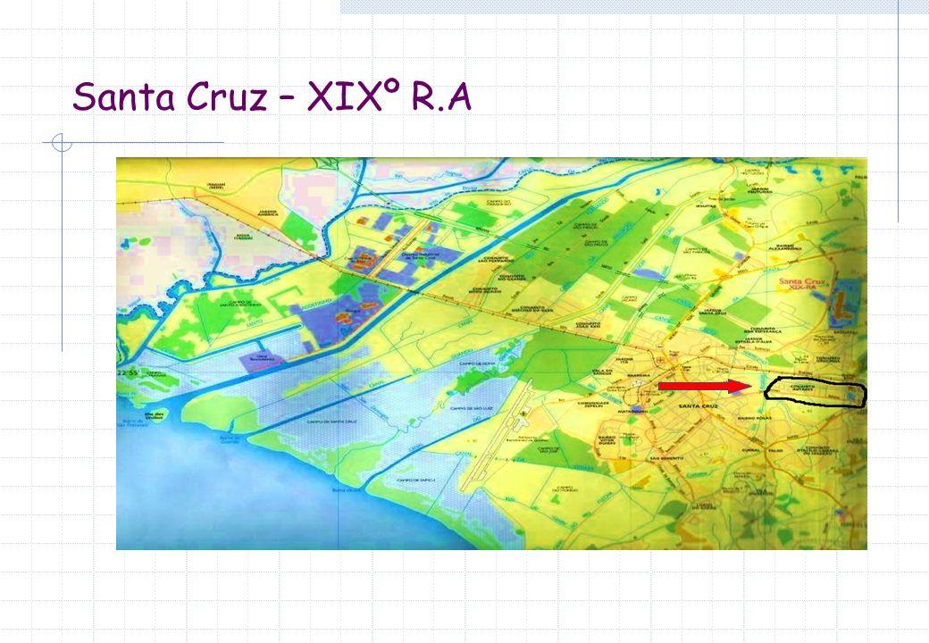 Santa Cruz – XIXº R.A