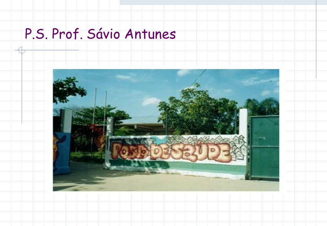 P.S. Prof. Sávio Antunes