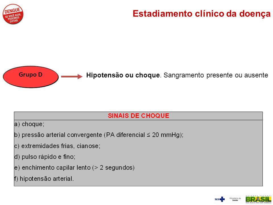 Estadiamento clínico da doença