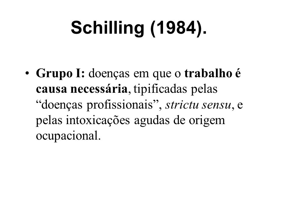 Schilling (1984).