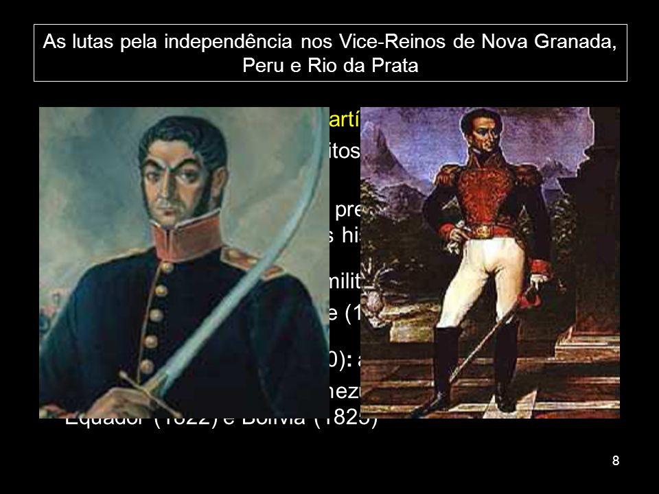 San Martín (1775-1850): militar argentino